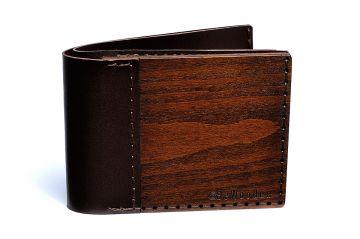 BeWooden - Plånbok i trä!