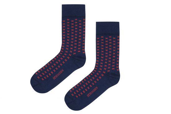 BeWooden - 0 cross socks